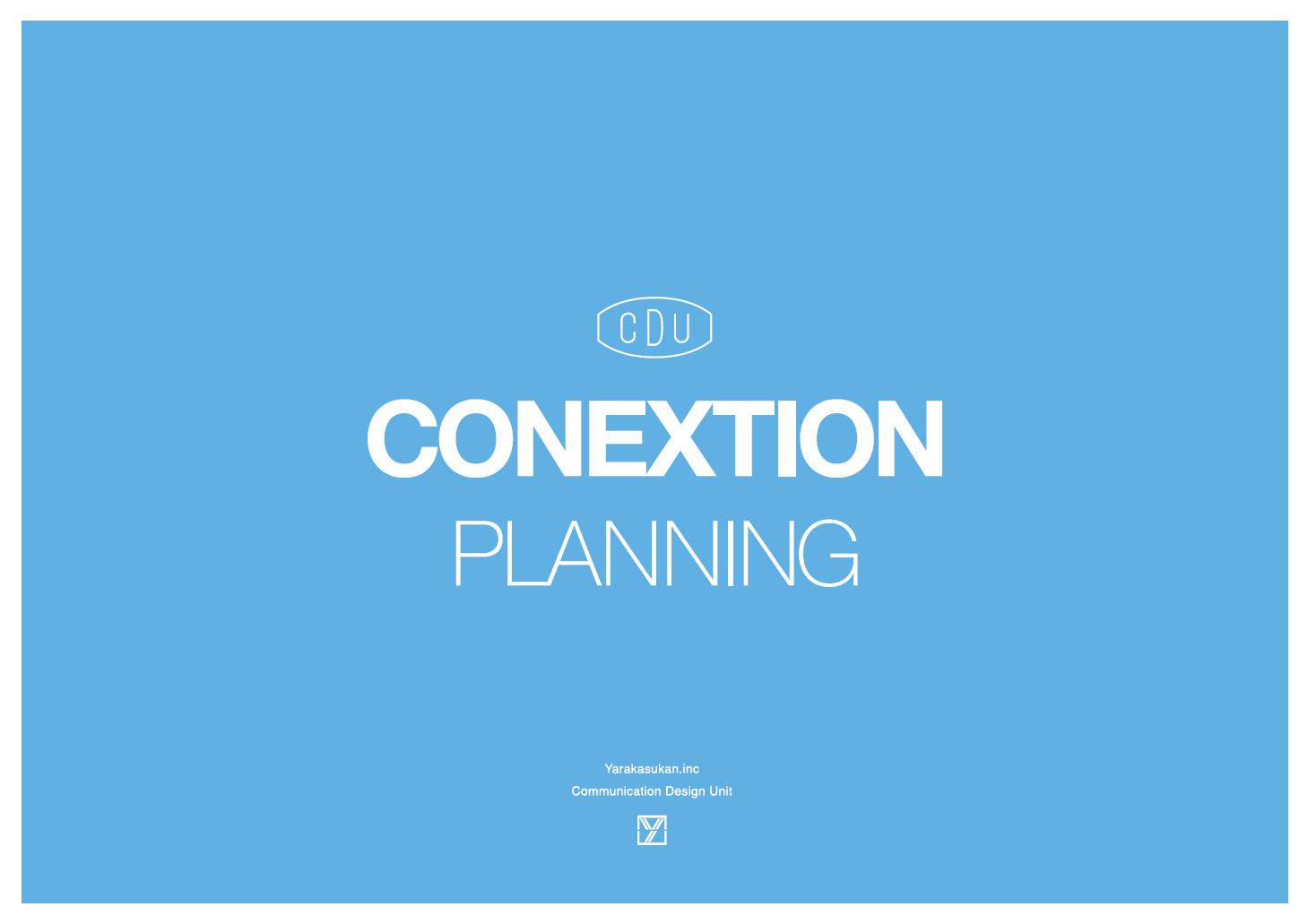 CONEXTION PLANNING DOCUMENT