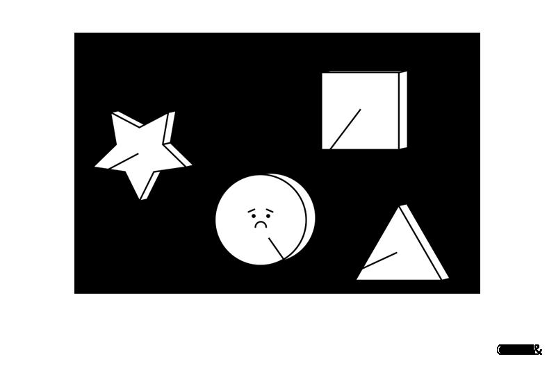コンセプトを、体現しにくい構造 イメージ図