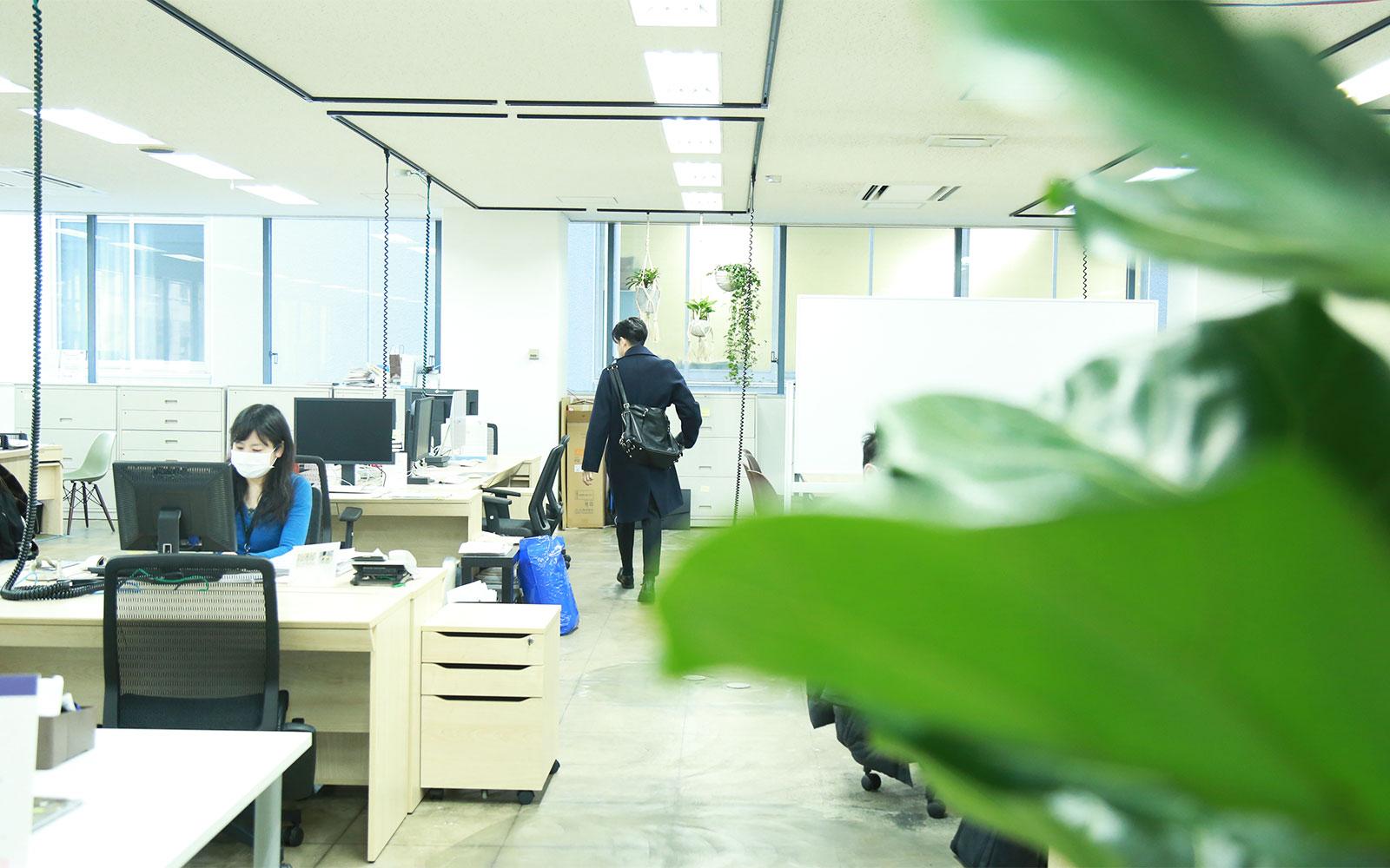 大阪CDU フロア写真14