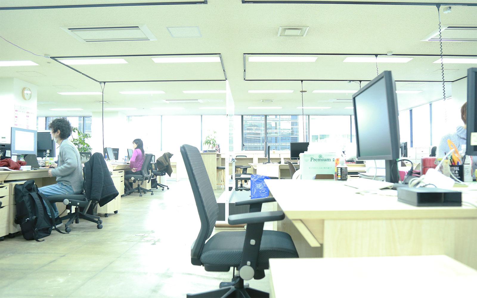 大阪CDU フロア写真4