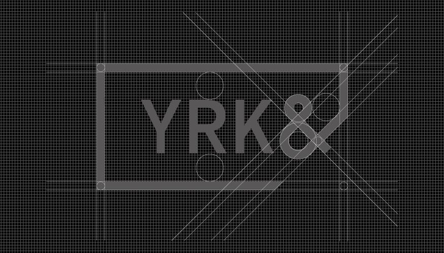 YRK& ロゴの作成アニメーション3