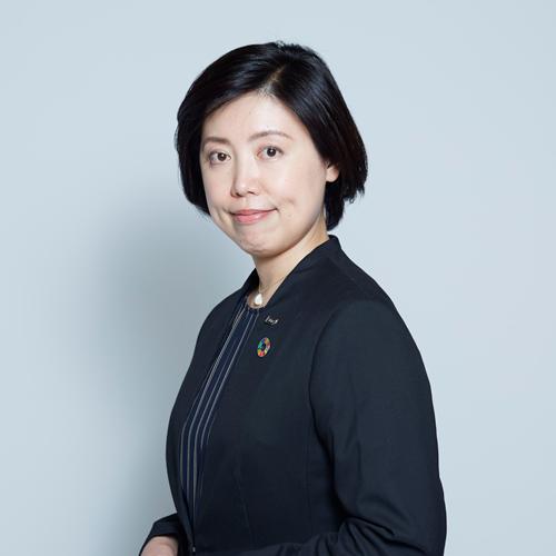 SDGsコンサルティング事業部 シニアマネジャー 木村 有香 Kimura Yuka
