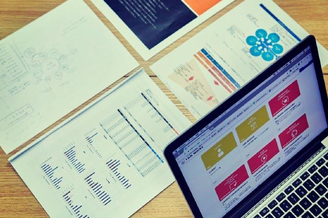 ブランド戦略イメージに関するセミナーの模様