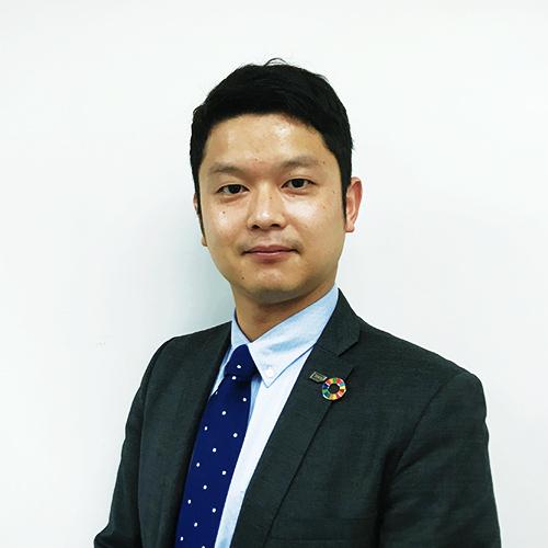 チャネルプロデュース事業部 健康寿命延伸チーム マネージャー 大西 文太 Ohnishi Bunta