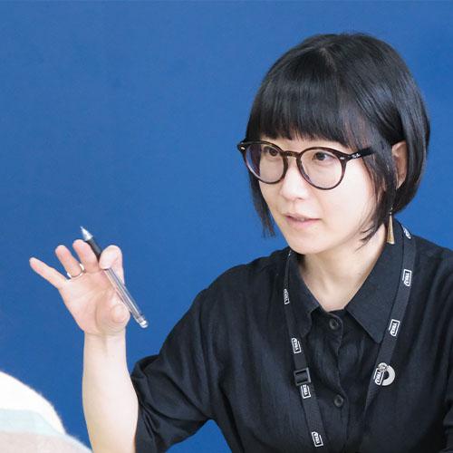 株式会社 YRK and UCI Lab.カンパニー 所長補佐(チームビルディング担当) エスノグラファー 大石 瑶子
