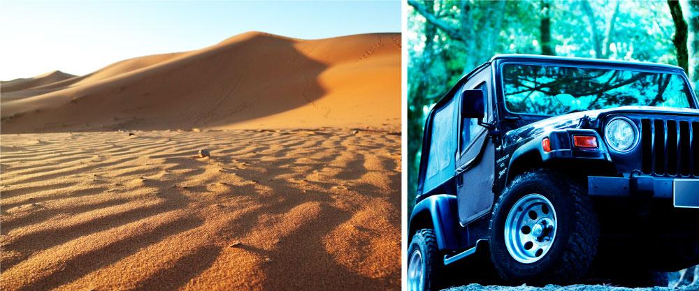 サハラ砂漠横断のための車は何を選ぶ?