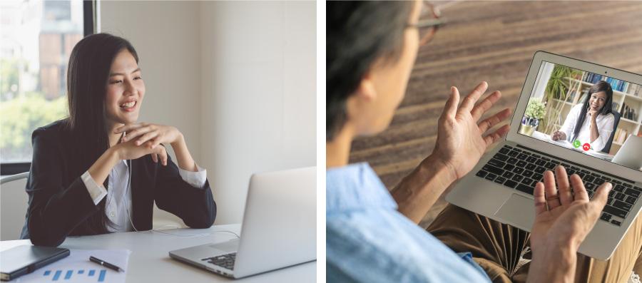 簡単にできるオンラインコミュニケーションのポイント