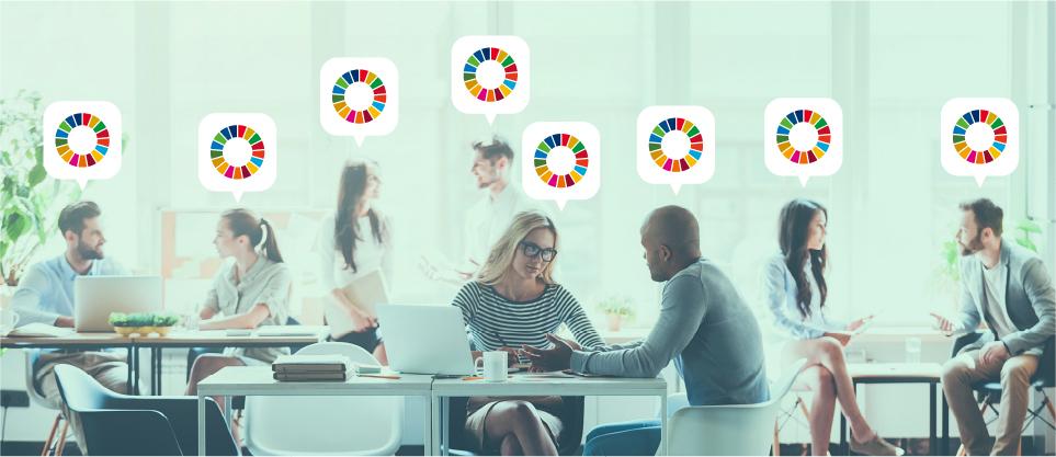 少しずつ変わる社員のSDGsに対する変化