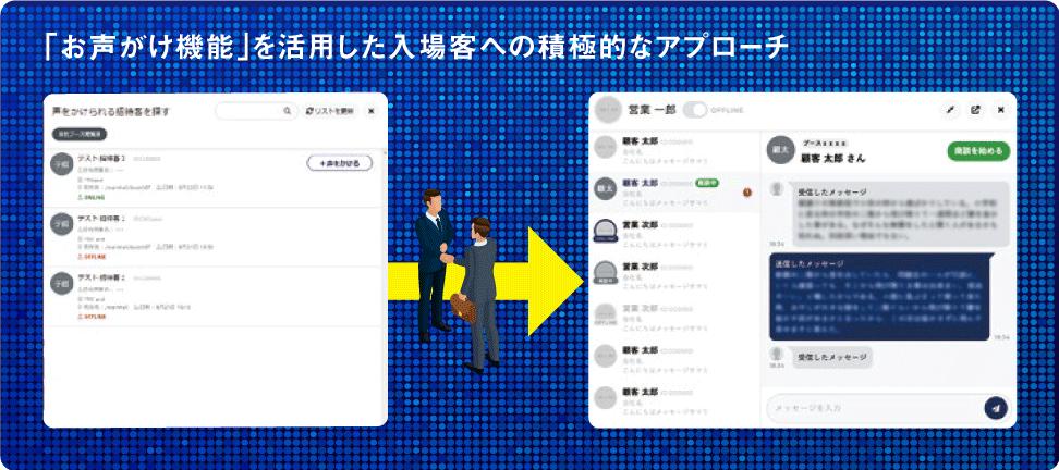 BusinessTransformationSummit_チャット画面
